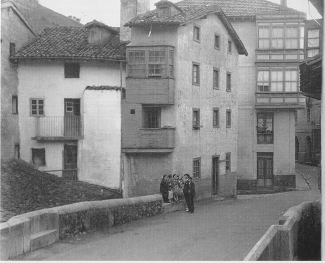 Bidebarri. A. de Guezala, c. 1925