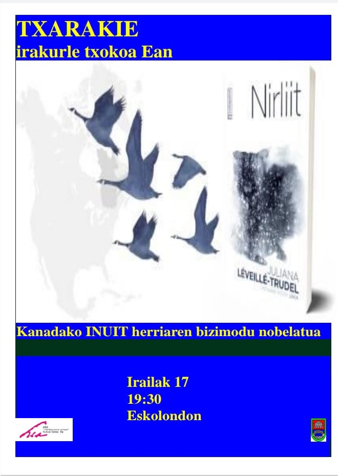 Nirliit. Juliana Léveillé-Trudelen liburua